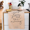 2021 Calendar + 'Let's Leave it 'til the Morning' Tea Towel Bundle