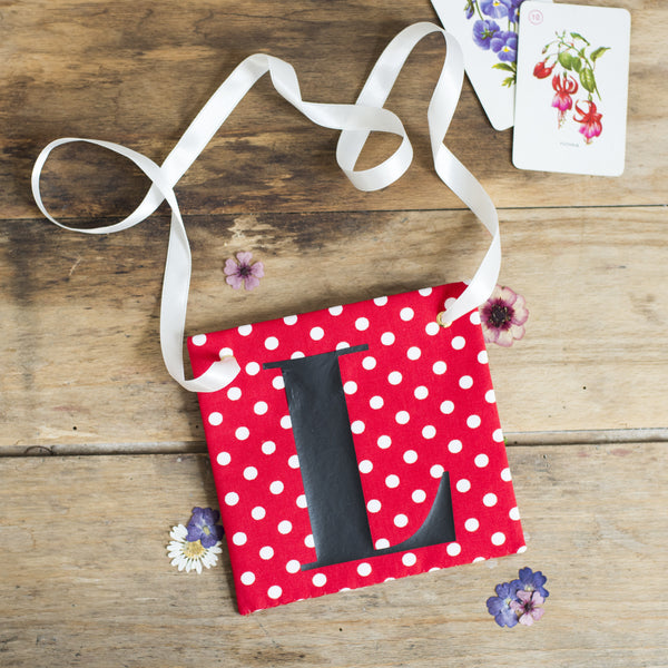 Red Polka Dot Hen Party Hen Party L Plate