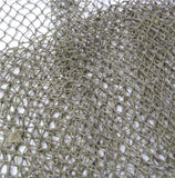Nautical Decorative Fish Net, 5 Foot X 10 Foot Rustic Beach Pirate Wedding Theme Decor