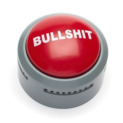 The Official Big Red BS Button