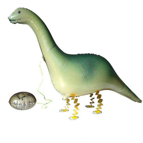 Dinosaur Foil Walking Pet Dino Large birthday Balloon Party Supplies Decoration Celebration DF071418
