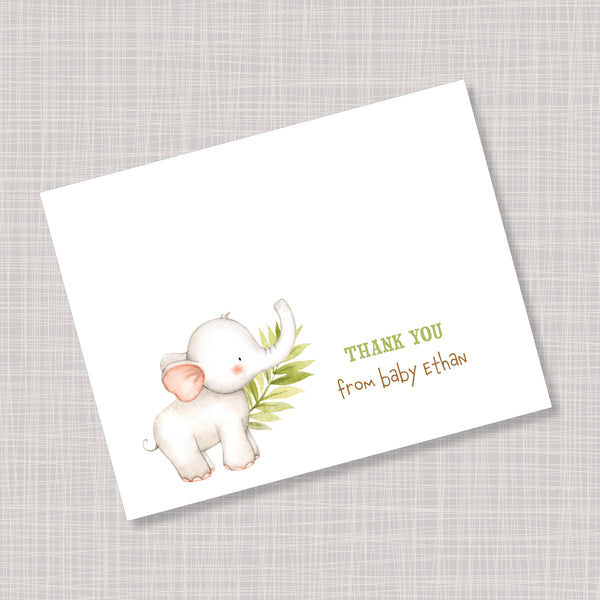 Baby Giraffe Note Cards
