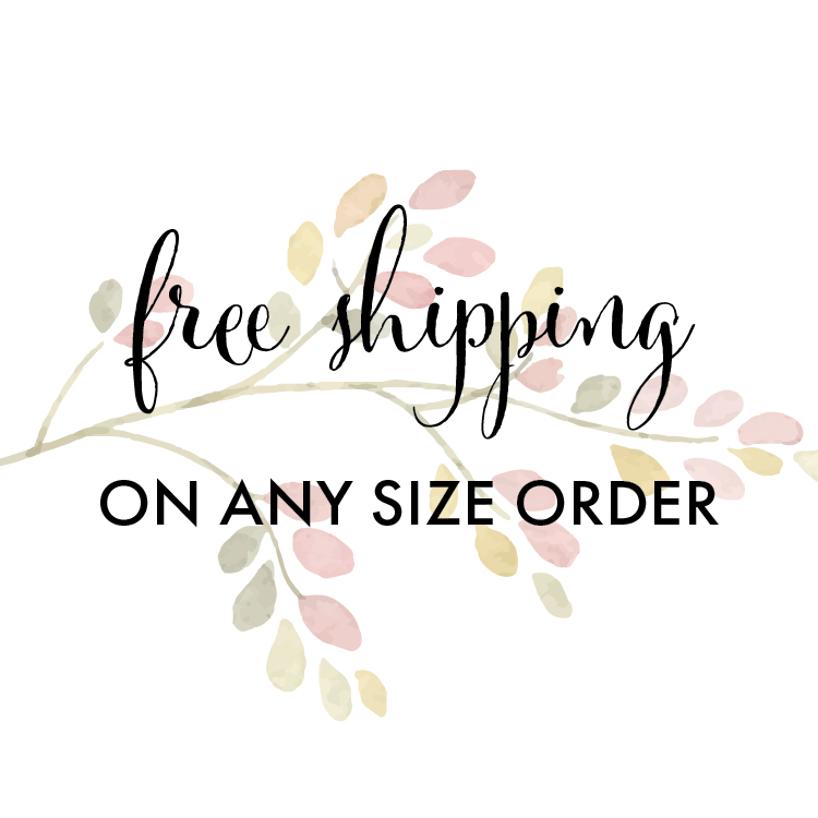 Free Shipping Advertisement