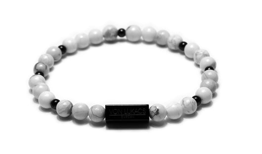 New York White Howlite