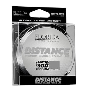 Florida Fishing Products Distance Premium Braided Line
