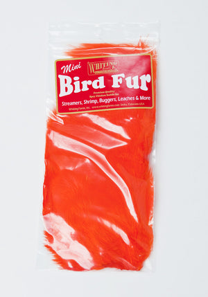 Mini Bird Fur