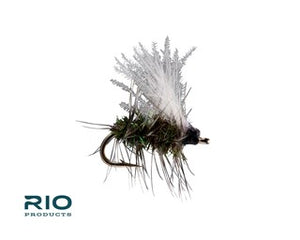 Rio Freshwater Fly - CDC Griffith's Gnat #16                                                     (U.S Only)