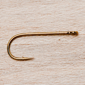 Daiichi 1110 Wide Gape Dry Fly Hook, Straight Eye