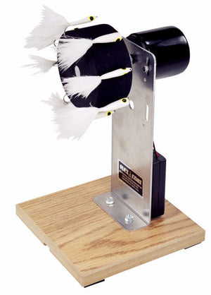 Cordless 7 rpm Epoxy Fly & Jig Turner 2