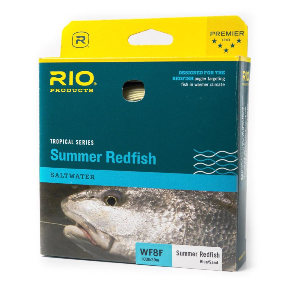 RIO Tropical Series Summer Redfish