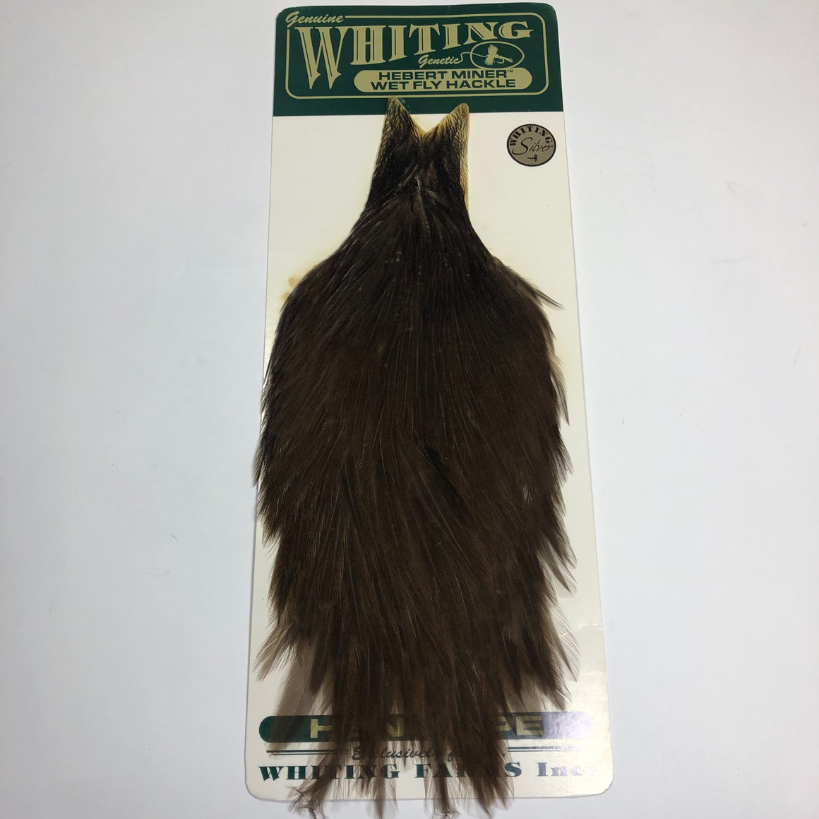 Whiting/Hoffman Hen Cape - OLDER STOCK