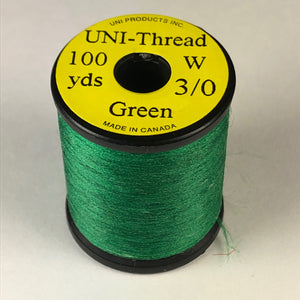 UNI 3/0 Waxed Thread