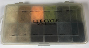 Life Cycle Nymph Dubbing Dispenser