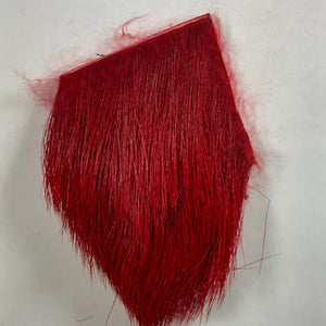 Dyed Cow Elk Hair