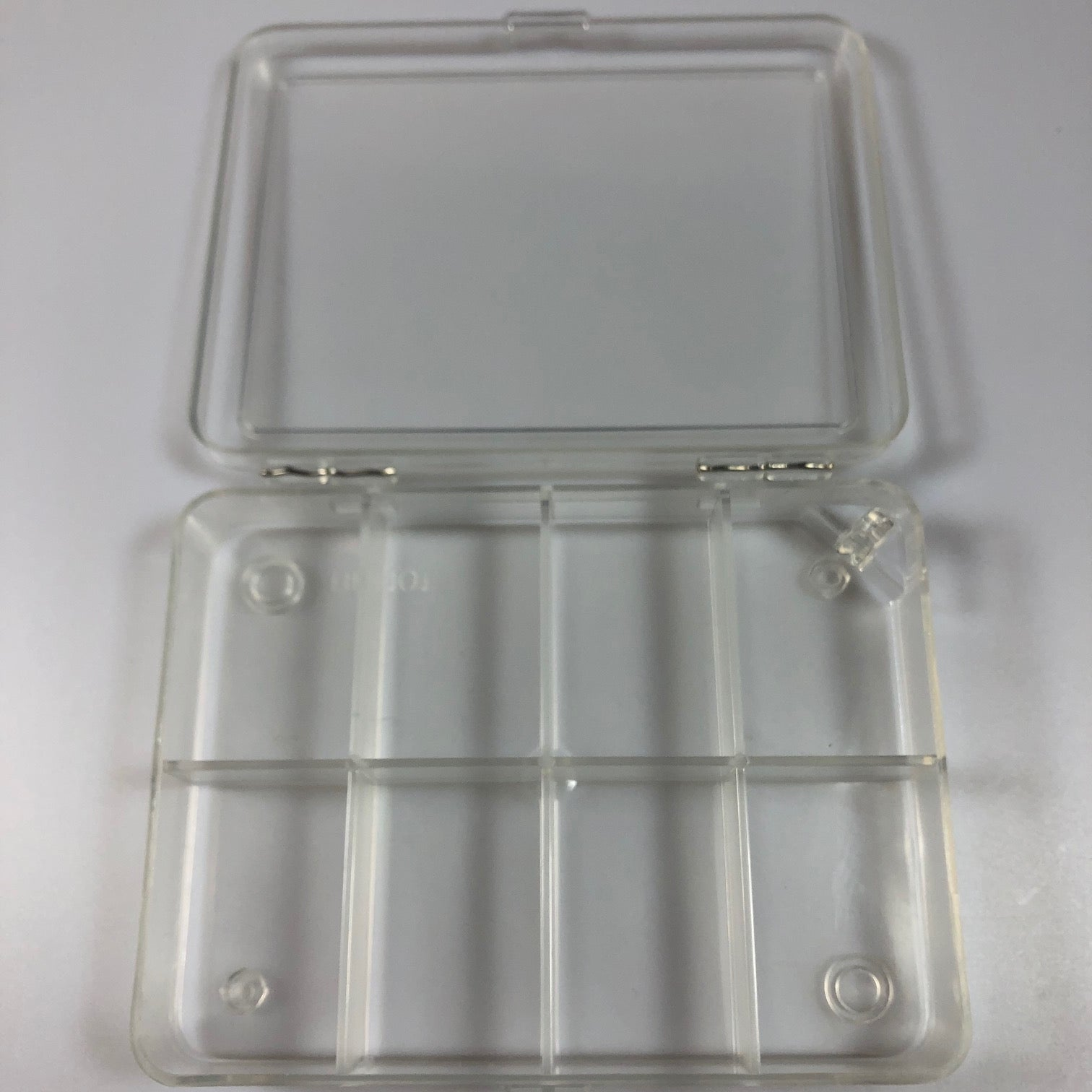 Crystal Clear Fly Box