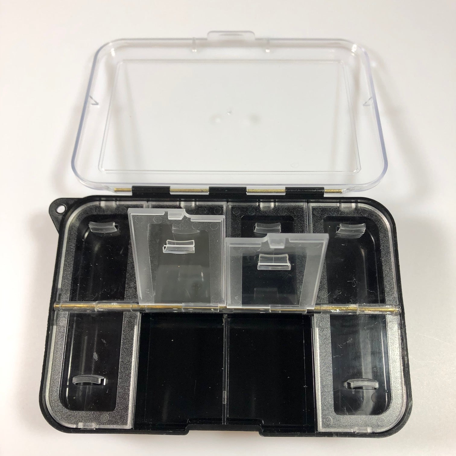 Wapsi 8 Compartment Fly Box