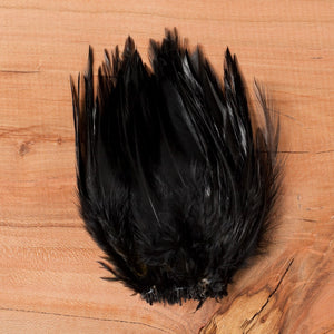 Strung Chinese Saddle Hackle