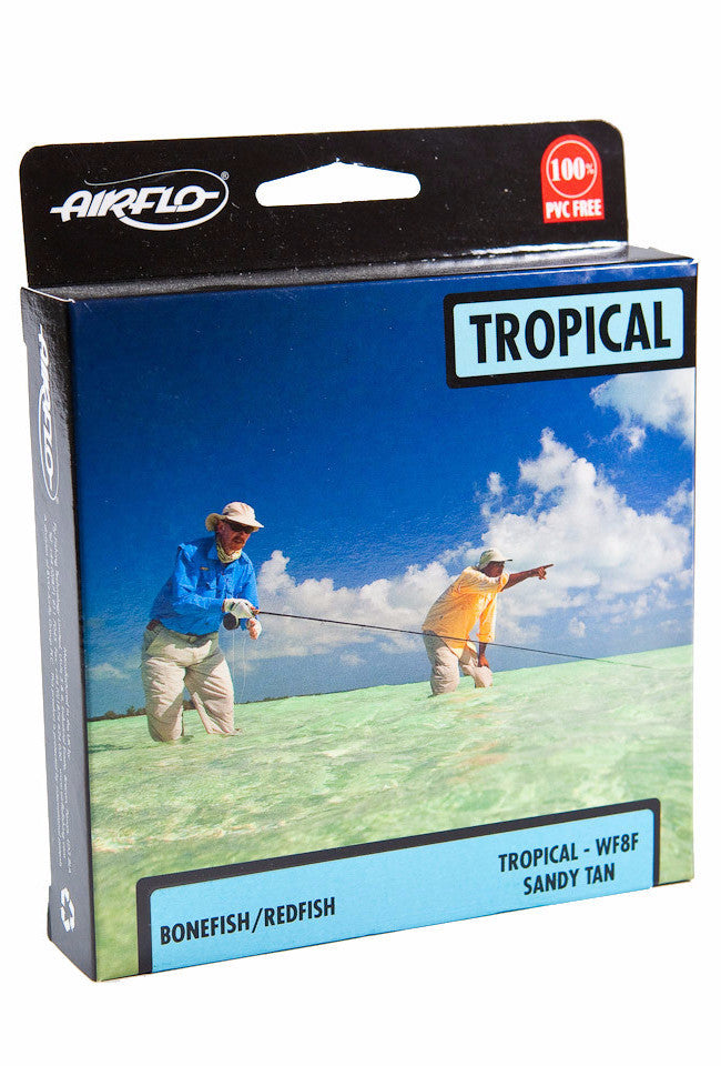Airflo Tropical Ridge Bonefish/Redfish Fly Line