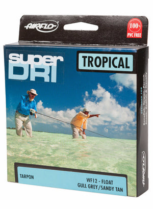 Airflo Super-Dri Tropical Floating Tarpon Fly Line