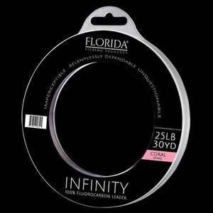 Infinity 100% Fluorocarbon Leader