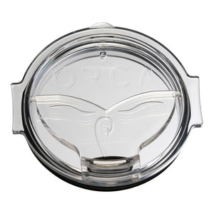 ORCA Chaser Flip Top Lid - Clear