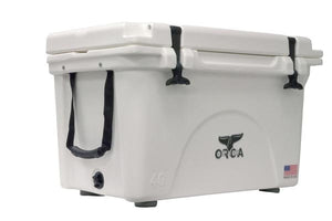 ORCA 40 qt. Cooler - White