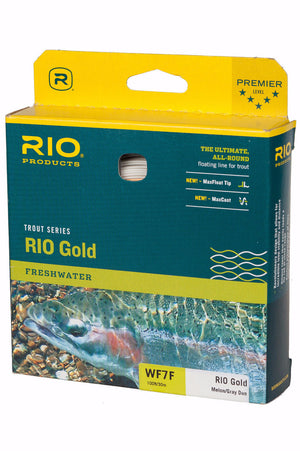 RIO Trout Series Gold Fly Line