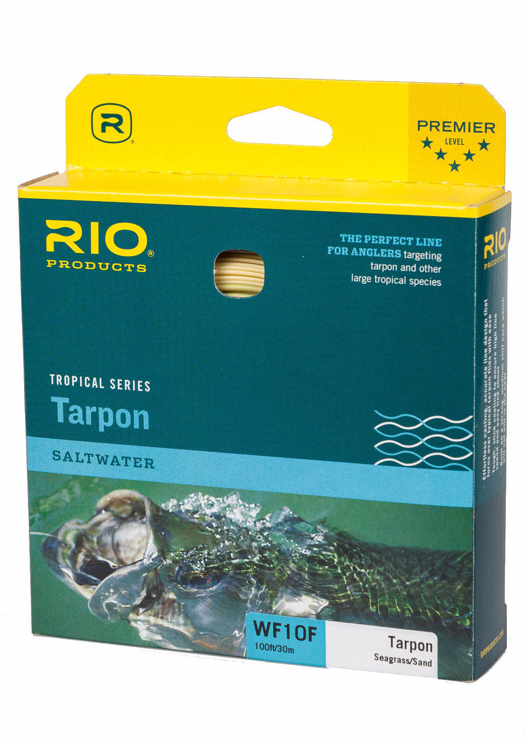 RIO Tropical Series Tarpon Fly Line
