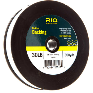 RIO Gel Spun Fly Line Backing - 300 yards