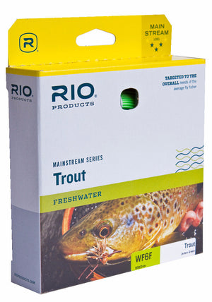RIO Mainstream Series Trout Fly Line