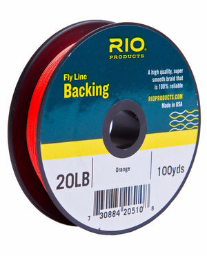 RIO Dacron Fly Line Backing - 100 yards