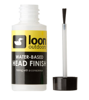 Loon Outdoors Water-based Head Finish System