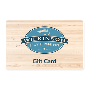 Wilkinson Fly Fishing Gift Card