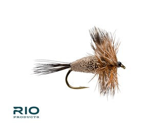Rio Freshwater Fly - Adams Irresistible #12                                                       (U.S Only)
