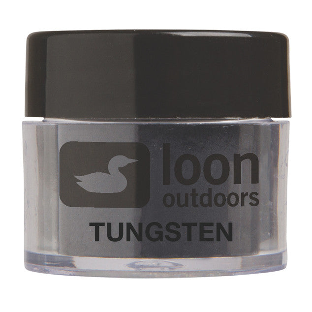 Loon Outdoors Fly Tying Powder Tungsten