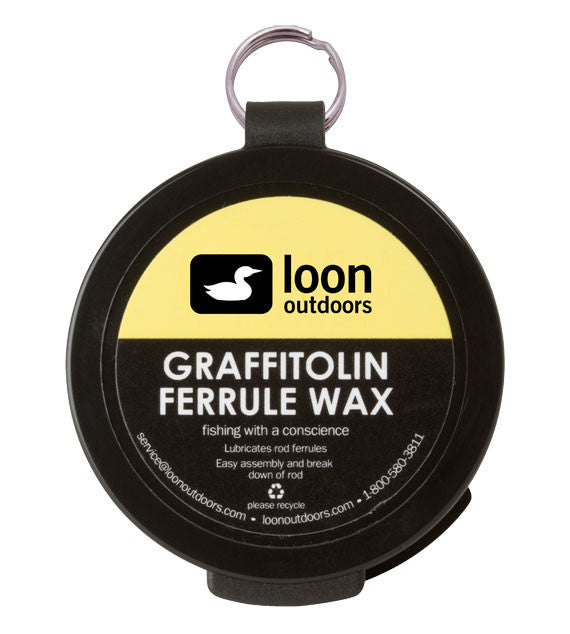Loon Outdoors Graffitolin Ferrule Wax