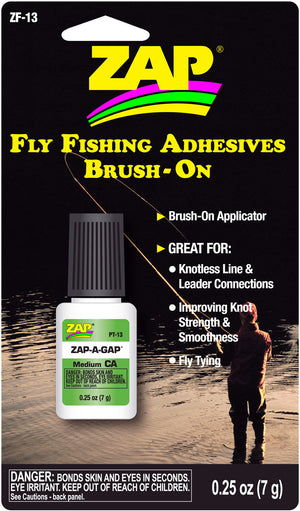 Zap-A-Gap Adhesive Brush-On