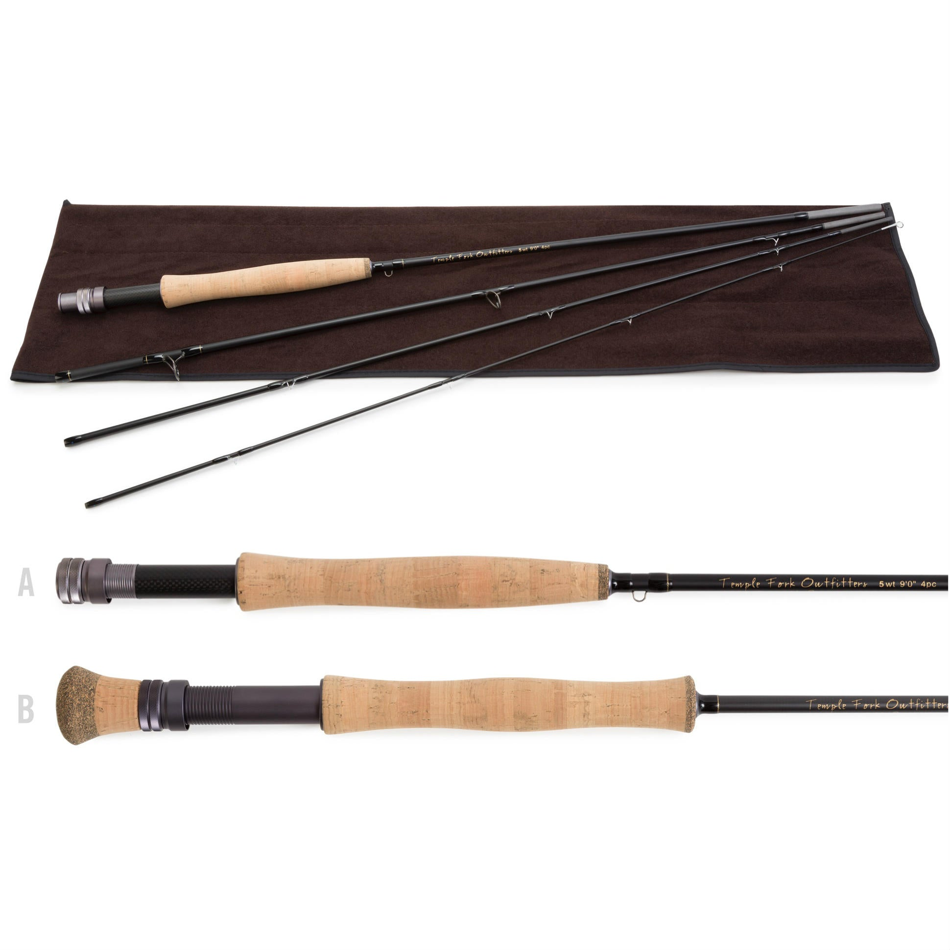 TFO Lefty Kreh Pro II Series Fly Rods