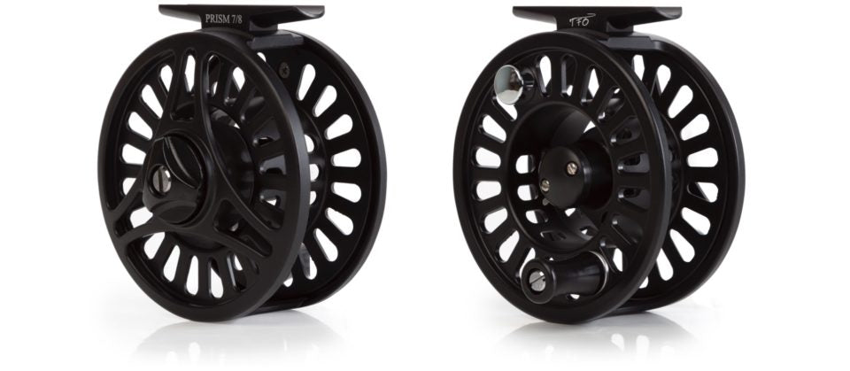 TFO Prism Cast Fly Reel