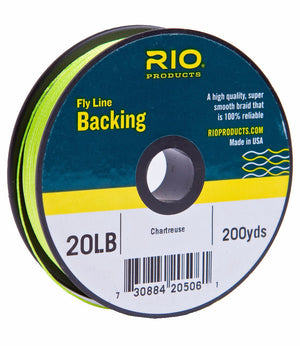 RIO Dacron Fly Line Backing - 200 yards