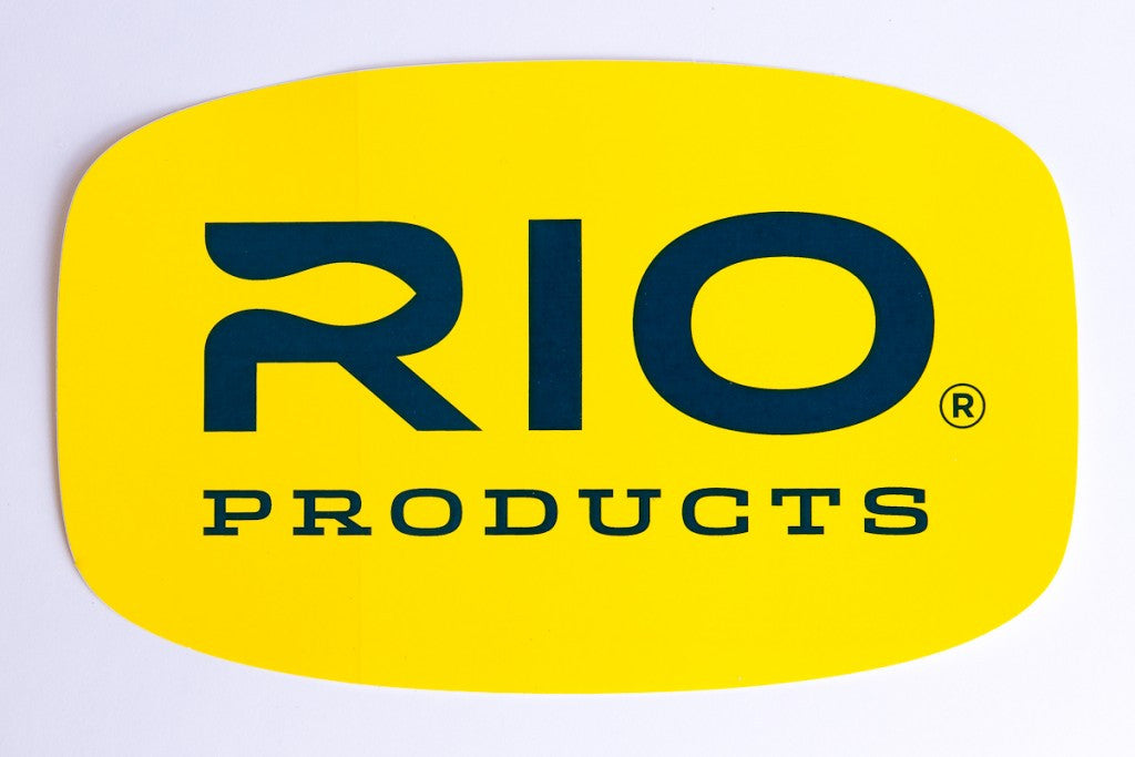 RIO Products Sticker