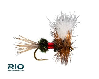 Rio Freshwater Fly - Royal Wulff #14