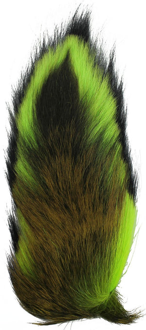 Spirit River UV2 Tip Dyed Bucktail