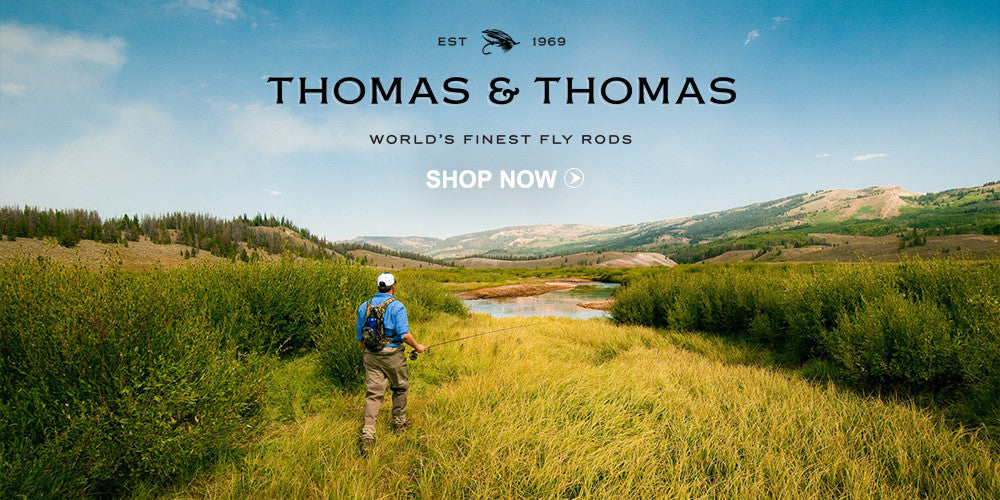 Shop Thomas & Thomas Fly Rods