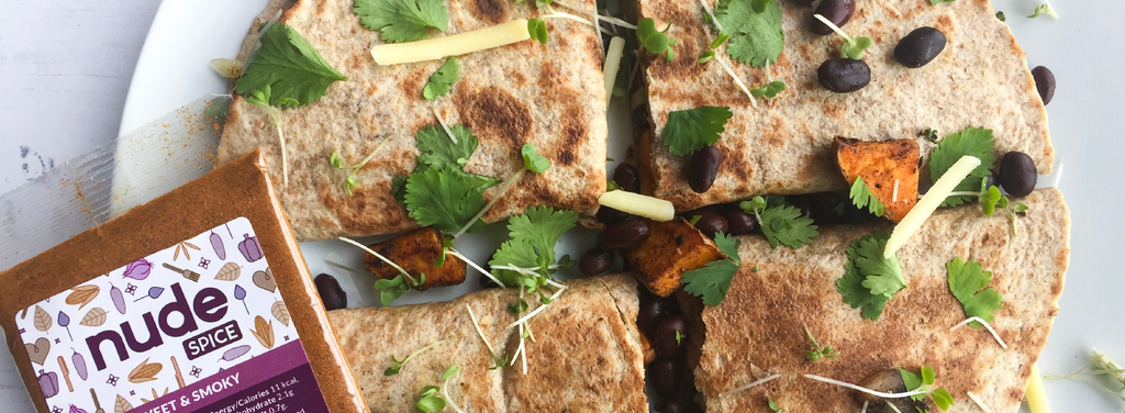 Sweet & Smoky Quesadillas
