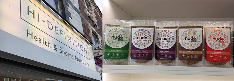 Nudespice is now IN STOCK at Hi-Definition, Leeds, UK