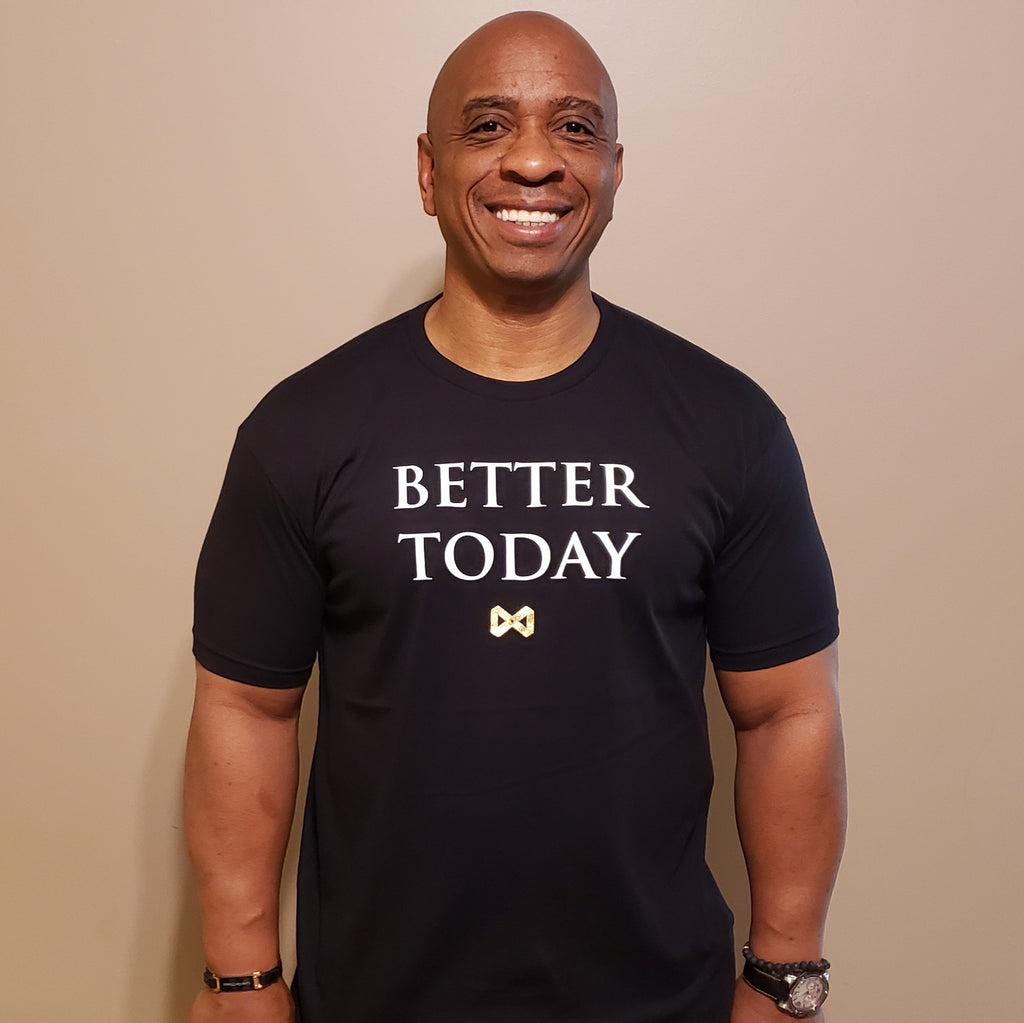 Better Today T-Shirt - Infinite Reminders