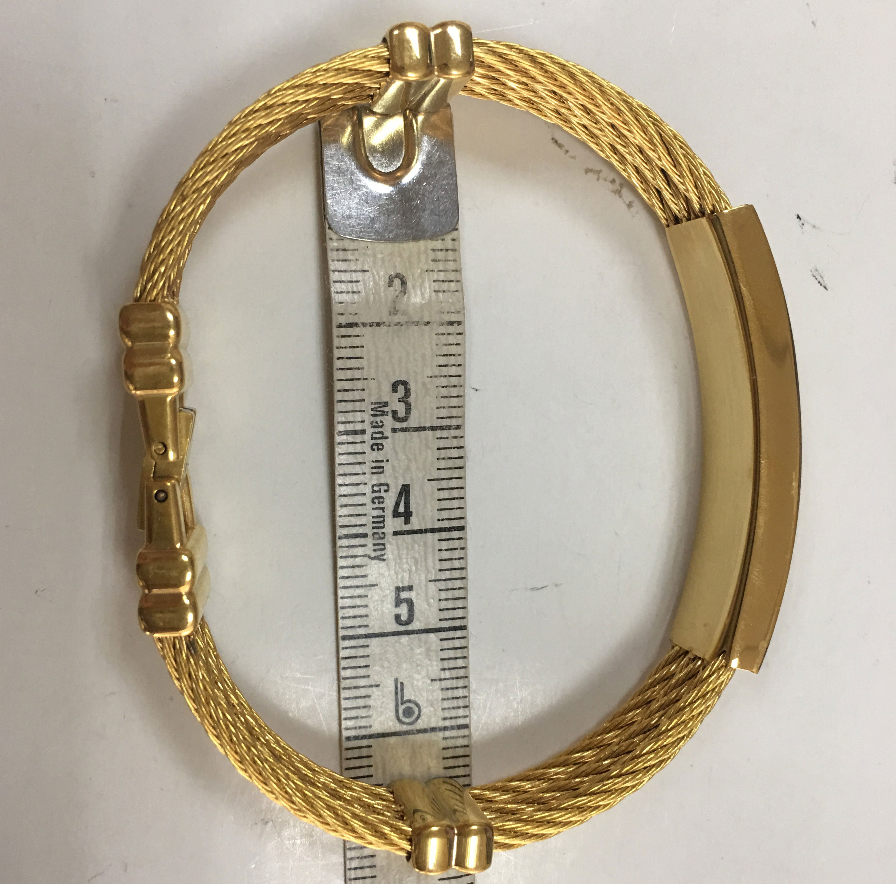 Live the Dream Gold Bracelet - Infinite Reminders