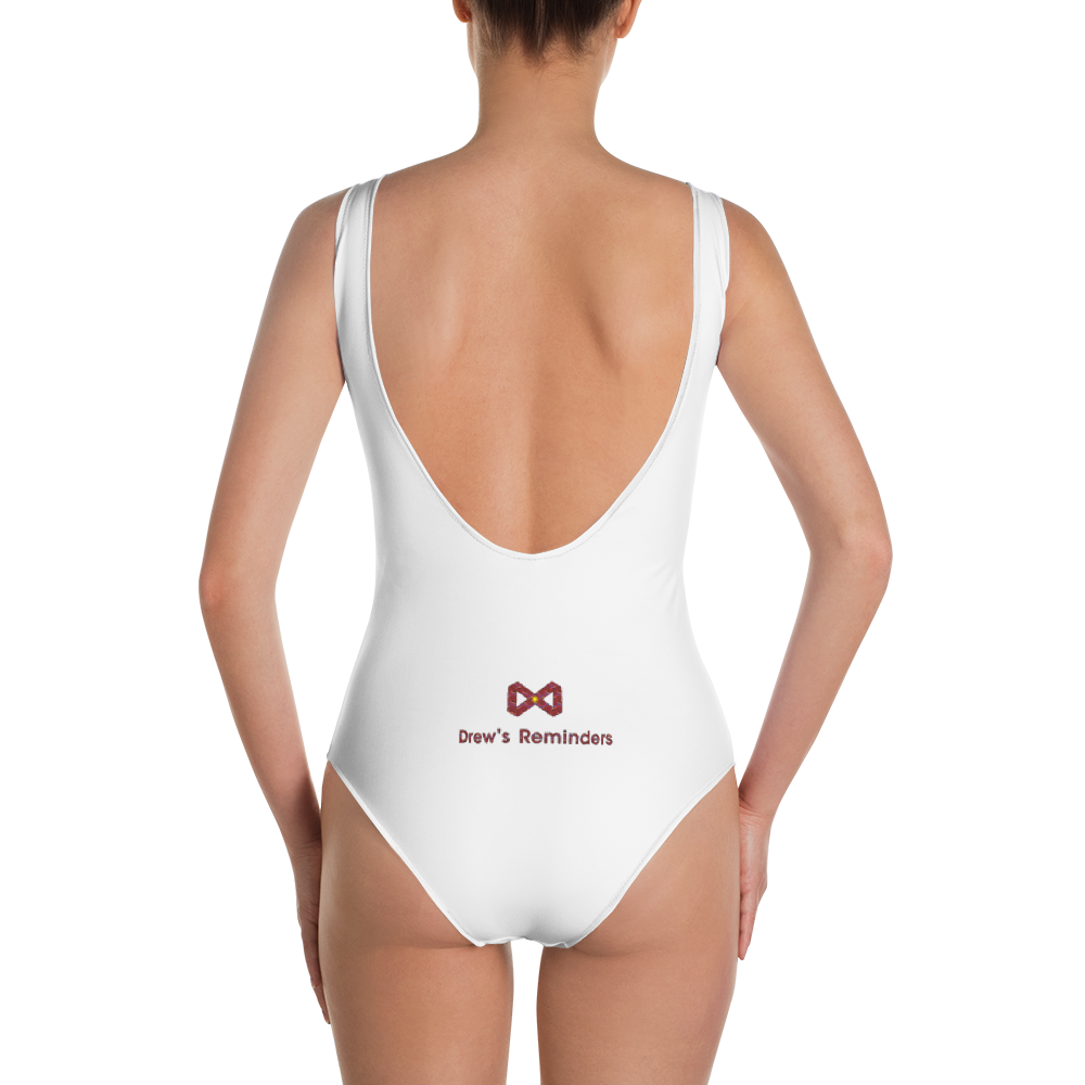 Be Grateful One-Piece Swimsuit - Infinite Reminders