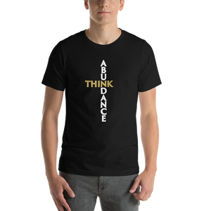 Vertical Think Abundance Short-Sleeve Unisex T-Shirt - Infinite Reminders